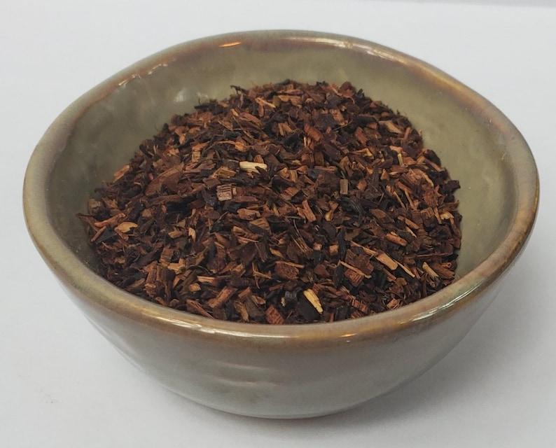 Honeybush Hazelnut Loose Leaf Tea image 0