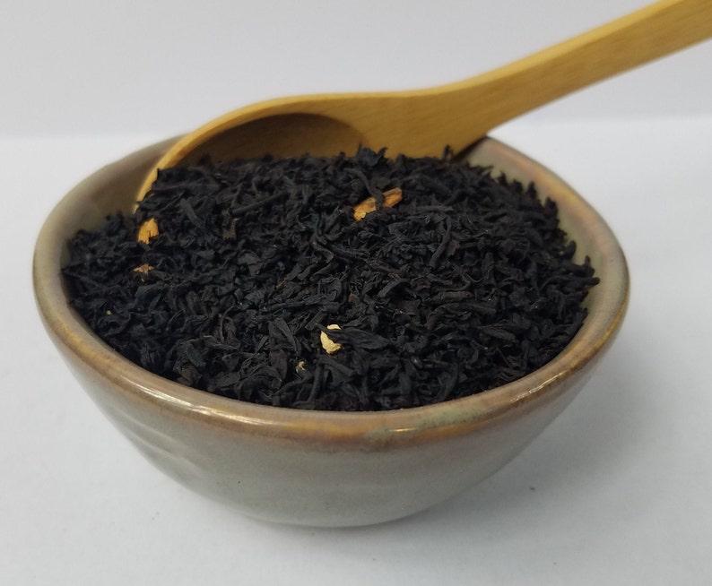 Gingerbread Spice Black Loose Leaf Tea image 1