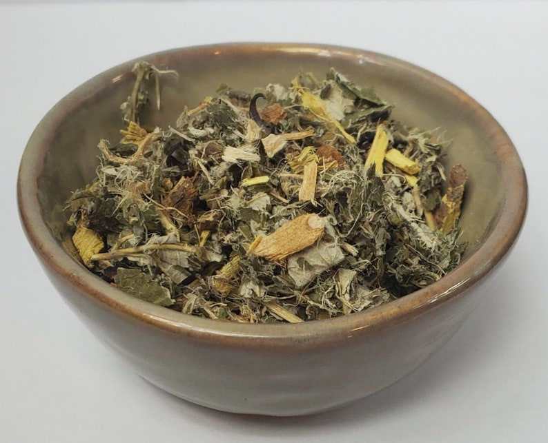Herbal Throat Tea image 0