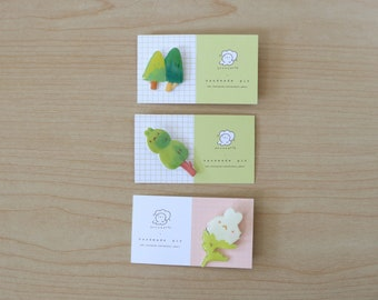 Forest Friend Handmade Pins