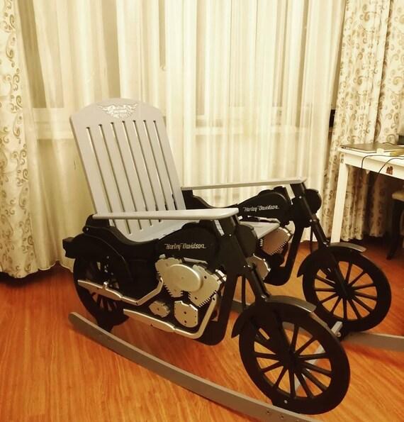Super Crazy Moto Rocking Chair Harley Davidson Dyna Super Glide Forskolin Free Trial Chair Design Images Forskolin Free Trialorg
