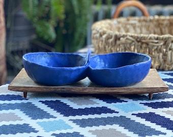 Blue Double Dip