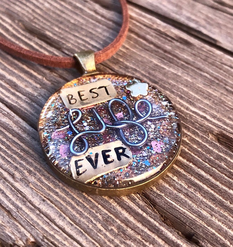 Will add personalized tag for free Best Life Ever Necklace Great gift for a pioneer or a baptism!