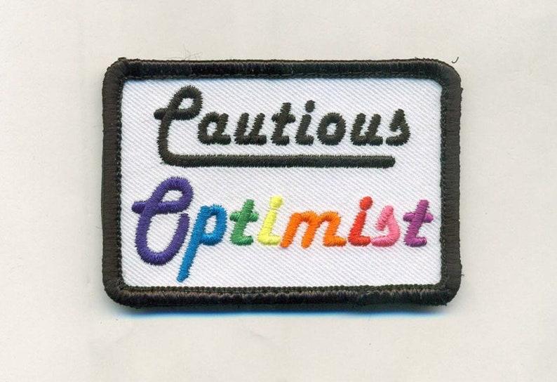 Cautious Optimist image 0