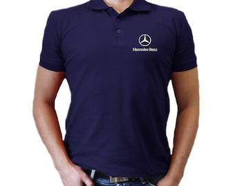 BOSS Inspired By Mercedes Benz Logo T-Shirt F1 Racing Youth Boy Girl Kids Top