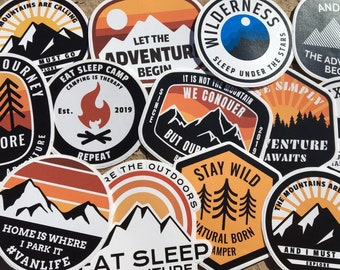 594bb3f8ea6 Adventure sticker bundle