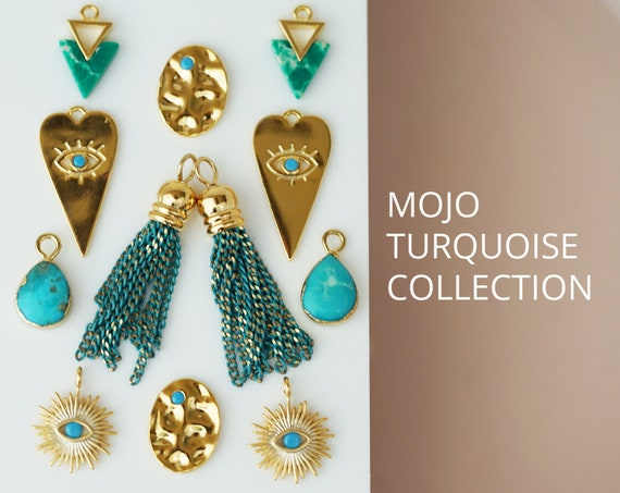 Turquoise Collection. Six Styles.