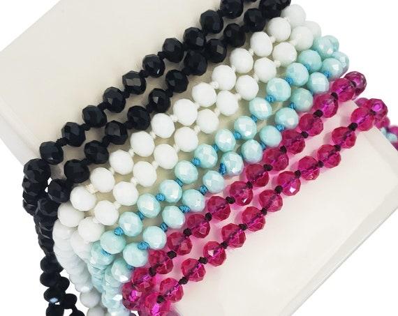Maliah Necklace. Four Colors.