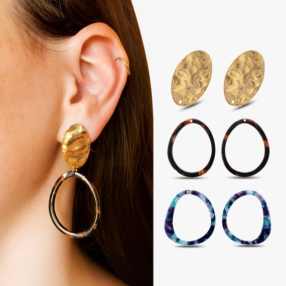 Abigail Studs and Oval Pendant Collection.
