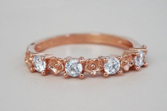 Jayden Crystal Ring. Three Sizes.
