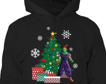 Ugly Christmas Sweaters Dragon Ball Supper Saiyan Hoodies