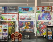 Nintendo DS/3DS Box Display Stands