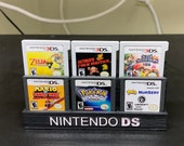 Nintendo DS/3DS Cartridge Stands