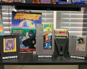 NES Cartridge Display Stands