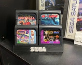Sega GameGear Cartridge Display Stands