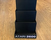 Atari 2600 Game Display Showstand