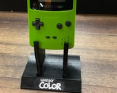 GameBoy Color/Pocket Display Stands