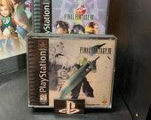 Playstation 1 Multidisc Display Stands (Final Fantasy, Metal Gear Solid, Resident Evil, etc)