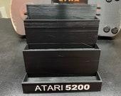 Atari 5200 Cartridge Showstand