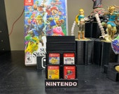 Nintendo Switch Cartridge display Stands (4x, 6x, 8x)