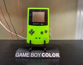 GameBoy Color/Pocket/Light Display Stands