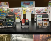 Nintendo Switch Cartridge display Stands (4x, 6x, 8x)