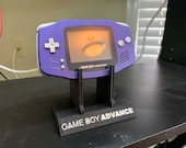 GameBoy Advance Display Stand