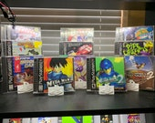 Playstation 1 Game Display Stands