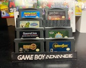 Gameboy Advance Cartridge Display Stands