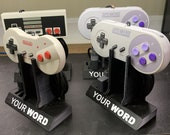 NES/SNES Controller Display Stands