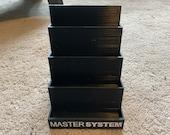 Sega Master System Cartridge Display Stand