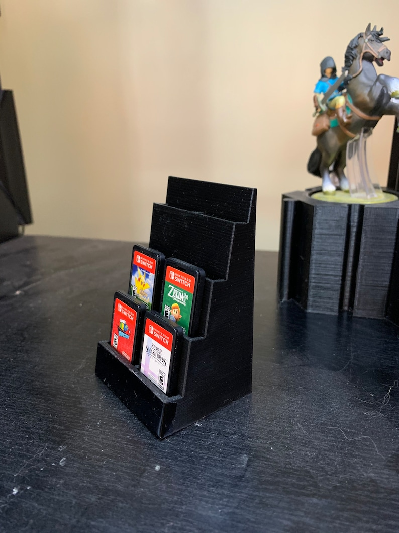 Nintendo Switch Cartridge Display Stands image 0