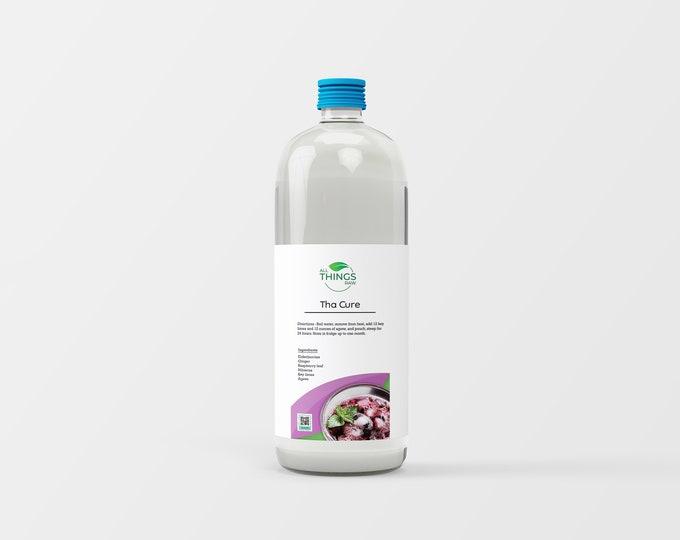 Bottle  Labels- Waterproof