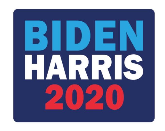 Biden Harris 2020 Vinyl Sticker