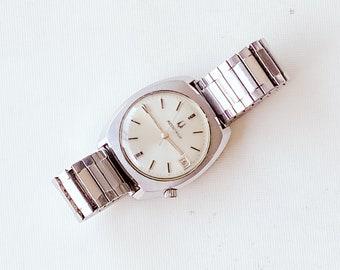 Vintage 1980s Caravelle by BULOVA Men/'s Wristwatch Hard Plastic Retail WatchDisplay Case~ EMPTYCase Only