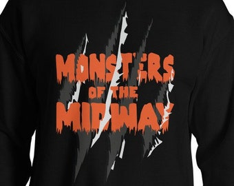 Vintage Bears Monsters Of The Midway Sweatshirt d52d89d51