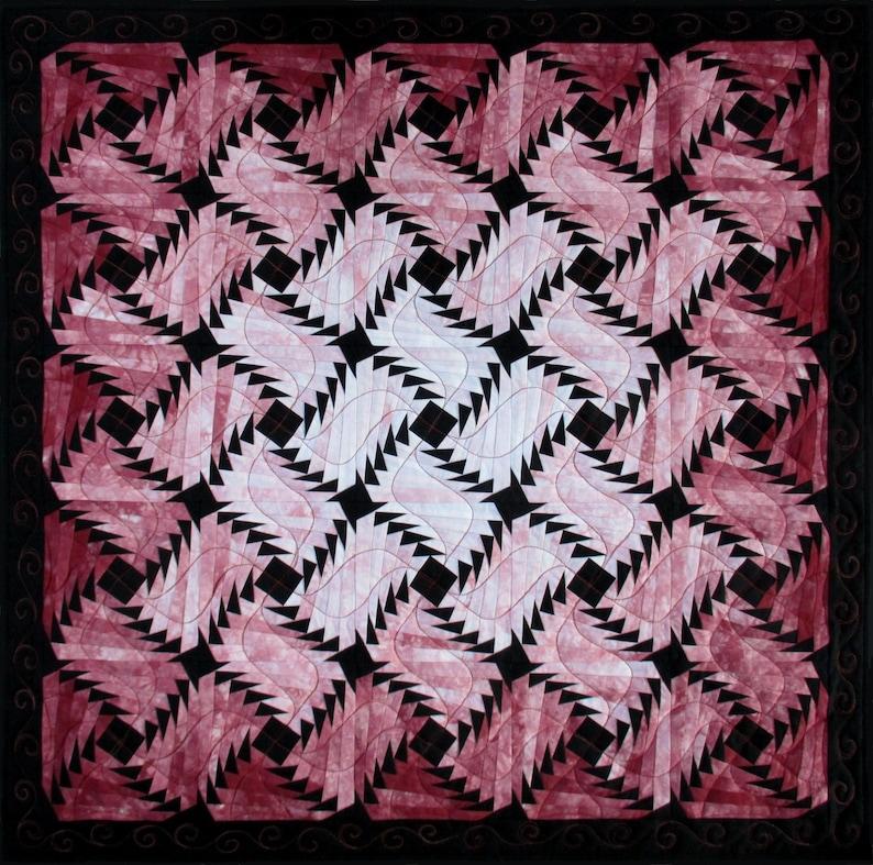 Pineapple Swirl digital download prints on 8.5  by image 0