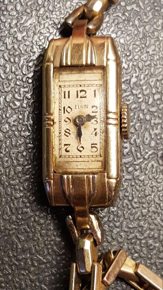 1920s Elgin watch