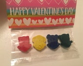Valentine's Day L.O.V.E Crayons