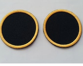 The Division SHD Embroidered Pair of Orange Ring Patches