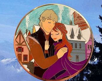Fantasy Pin Anna and Kristoff