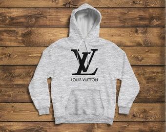 eb22b5b102ef Louis Vuitton Hoodie Sweatshirt Herren Damen Kinder LV Kapuzen Pullover Louis  Vuitton inspiriert T Shirt Designer T-Shirt Pullover Vogue Fashion Geschenk