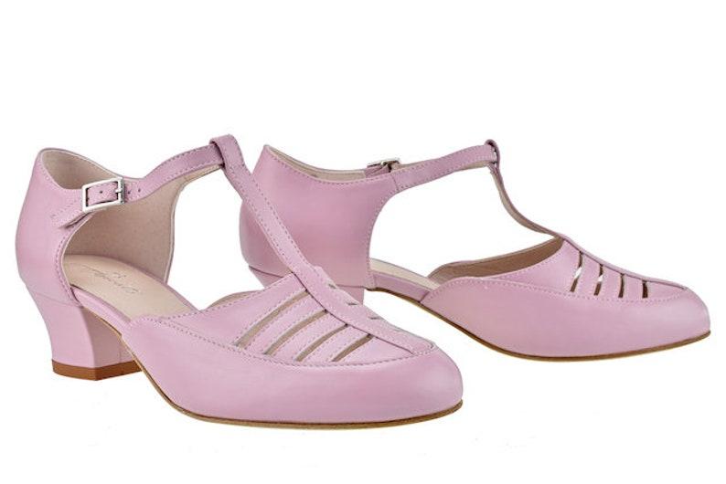 Frontline Roseland Ball swing dance shoes