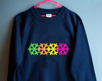Neon fahrrad pullover | Etsy