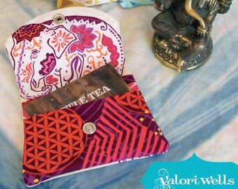 JEWELRY BAG Pouch Holder~Fat Quarter Friendly Sewing Project~Legacy Patterns