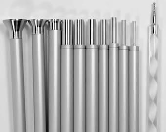 Set of 10+1 tools dot art painting mandala stylus