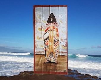 6a6cb21b Handstand Guy Beach Towel