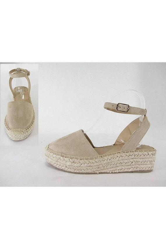 Sophie Espadrille Platform Sandals