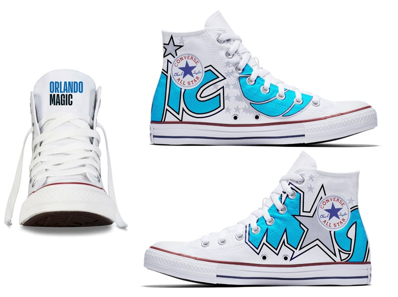 bf7c00363371 ORLANDO MAGIC Converse All Star