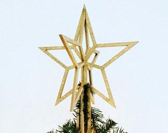 Christmas tree topper | Etsy